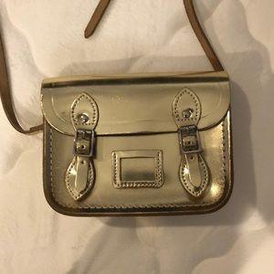 Cambridge satchel company. Mini.